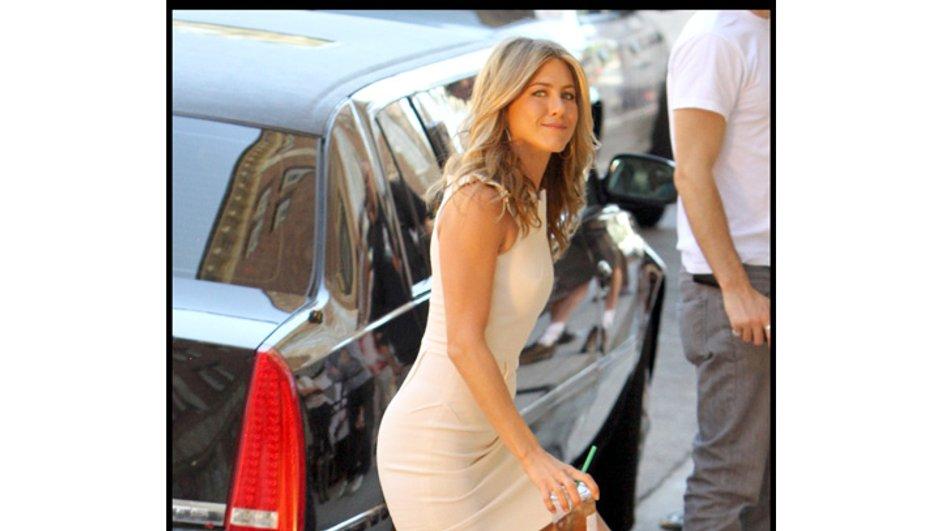 Jennifer Aniston, nymphomane ?