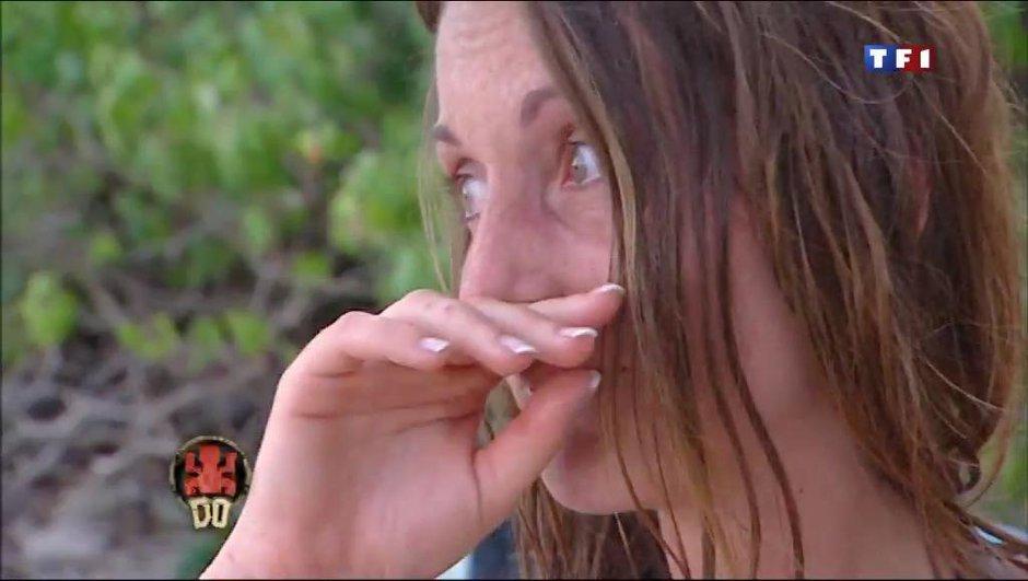 Koh Lanta : panique chez les Rouges, Jennifer jette l'éponge !