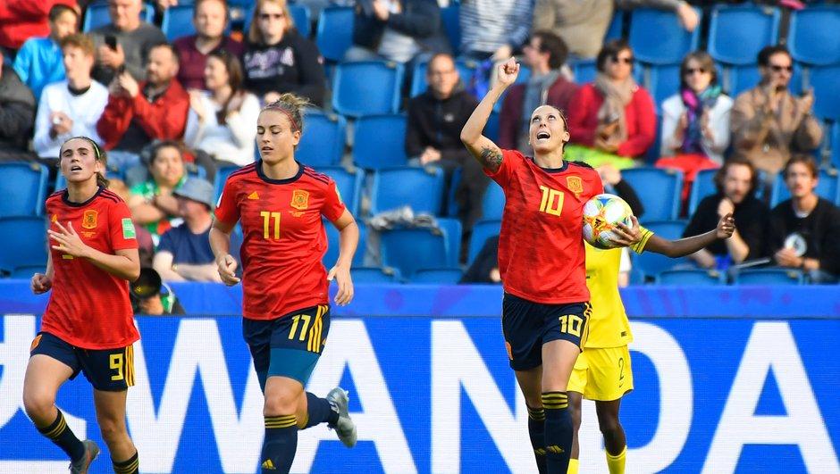 Coupe du monde 2019 - L'Espagne renverse l'Afrique du Sud (3-1)