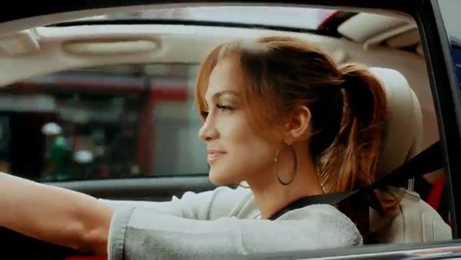 Vidéo : Jennifer Lopez fait la pub pour la Fiat 500