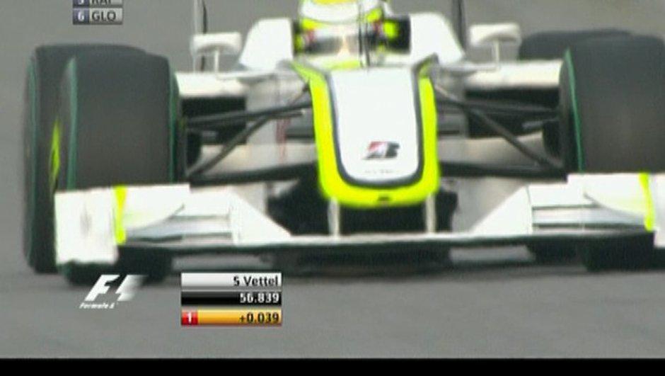 Formule 1 : Etrange victoire de Button au GP de Malaisie