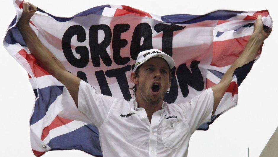 F1 : Jenson Button va-t-il faire ses adieux ?