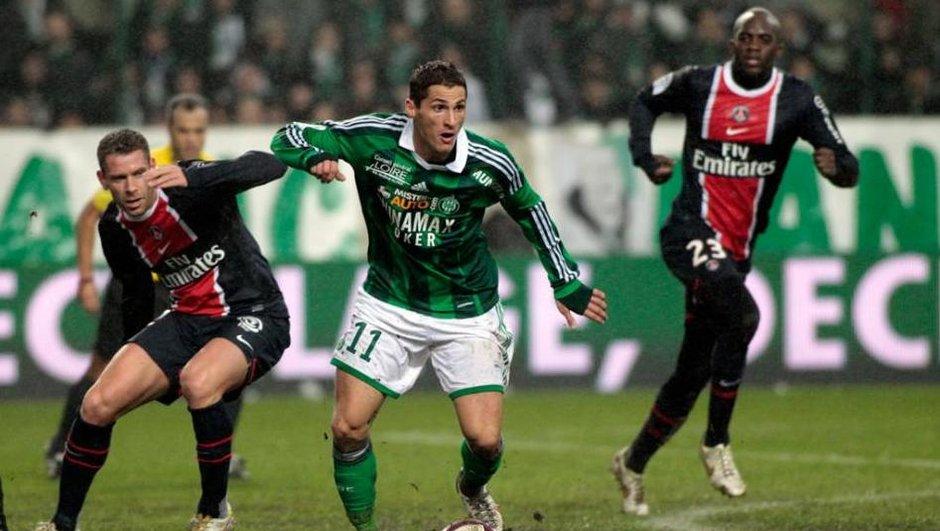 """ASSE-Clement : """" Le PSG n'est pas imbattable """""""