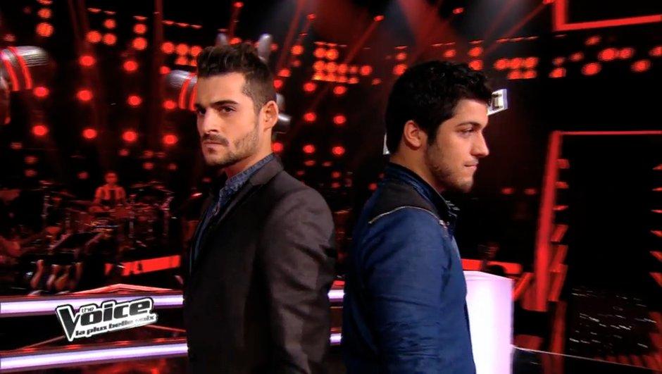 The Voice 3 - Battles : Bruno Moreno crée la surprise face à Jérémy Ichou !