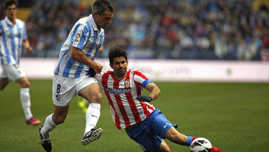 Malaga : Toulalan veut signer à l'Atlético Madrid