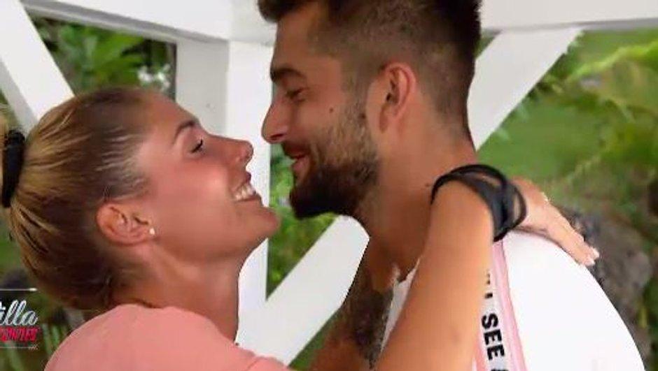 La Bataille des Couples - Jesta et Benoît fondent en larmes en se déclarant leur amour