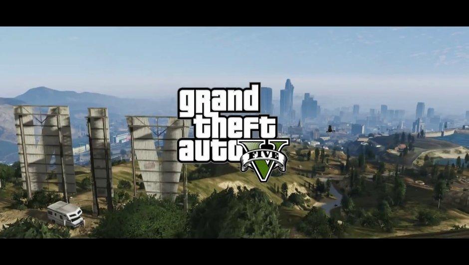 GTA V : le jeu évènement sort ce mardi 17 septembre