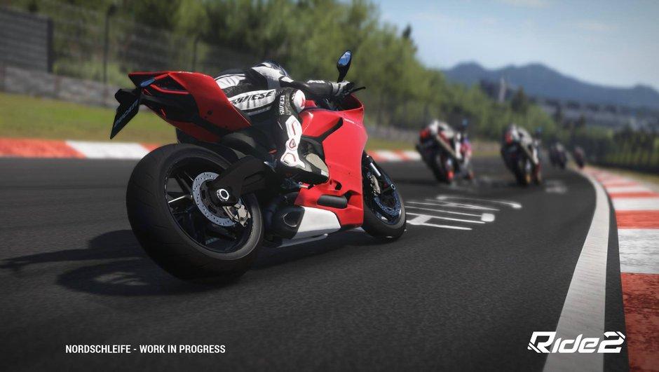 Ride 2 : Découvrez le circuit du Nürburgring [PUBLI-REDACTIONNEL]