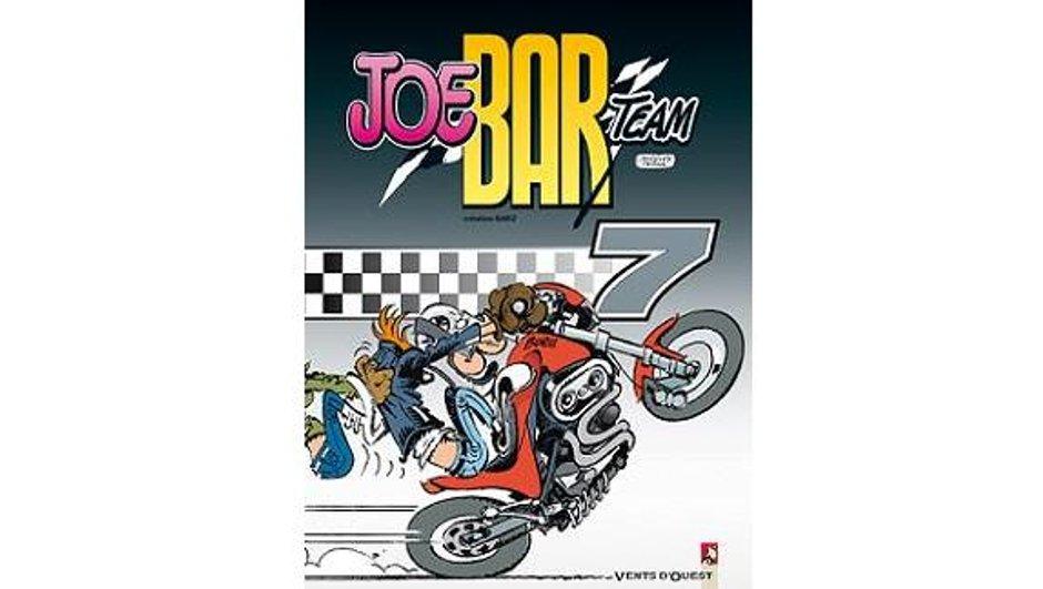 Joe Bar Team Tome 7 : retour après 6 ans d'absence !