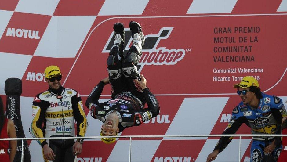 Après une saison de maître en Moto2, Zarco est prêt pour le grand saut