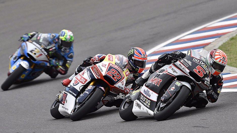 Moto2 : Zarco remporte le Grand Prix d'Argentine