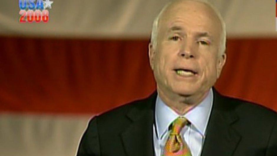 L'ancien candidat McCain souhaite voir General Motors en faillite