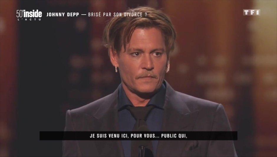 Johnny Depp : son divorce a-t'il vraiment causé sa perte ?