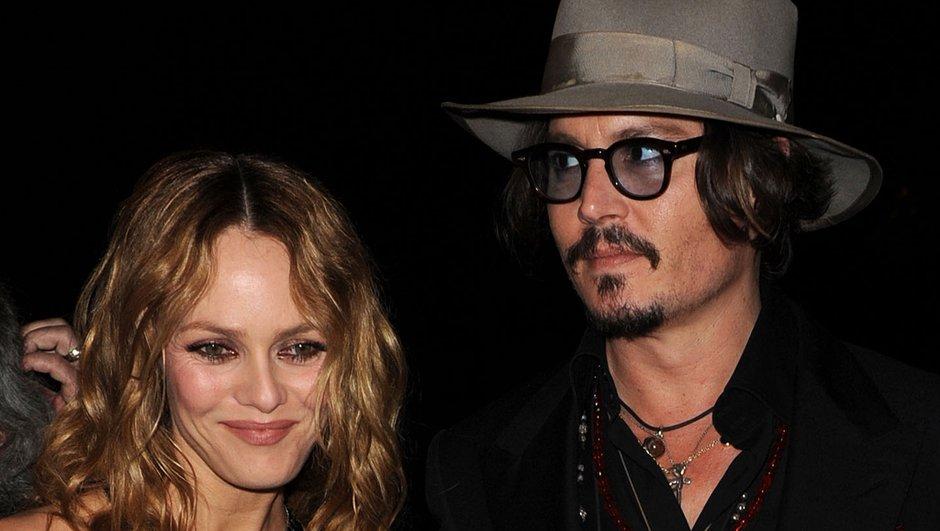 Johnny Depp raconte son coup de foudre pour Vanessa Paradis