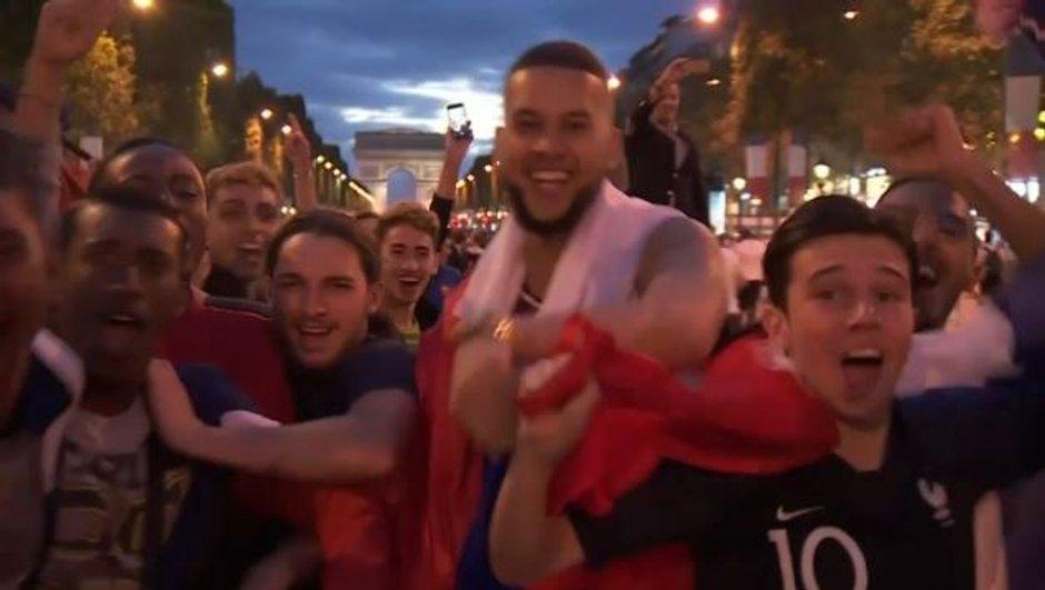 Un air de finale ! La France est en liesse après la victoire contre la Belgique