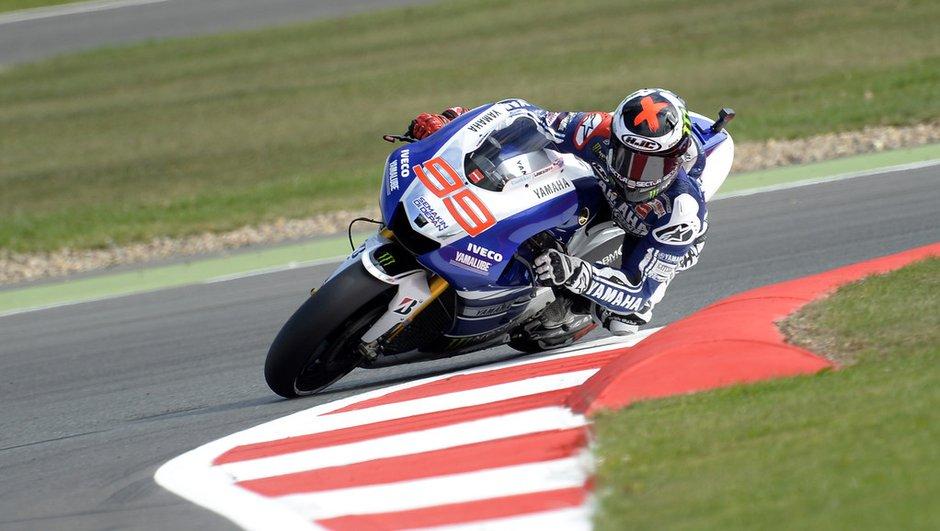 MotoGP 2013 - Essais 1 Aragon : le duel Lorenzo-Marquez a débuté