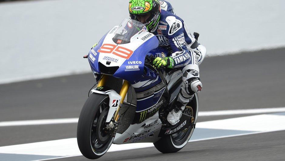 MotoGP - Brno 2013 : Lorenzo largement en tête des essais 1