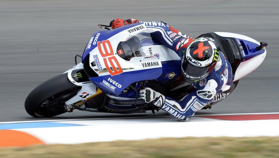 MotoGP - Essais 2 Silverstone 2013 : Lorenzo canon !