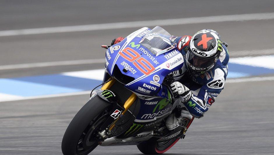 MotoGP - Essais Malaisie 2014 : Pedrosa et Lorenzo dominent les débats