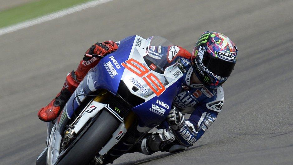 MotoGP Australie 2013 : Lorenzo poleman avec un record