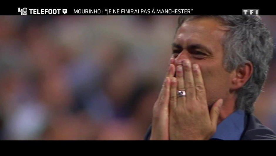 """[EXCLU Téléfoot 15/10] - Mourinho : """"Avec l'Inter c'était une relation d'amour"""""""