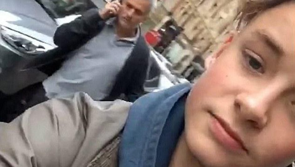 Vidéo insolite : Filmé par un enfant dans la rue, José Mourinho sort de ses gonds