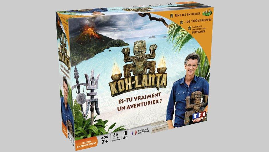 Jouez à être un aventurier avec le jeu de société Koh-Lanta