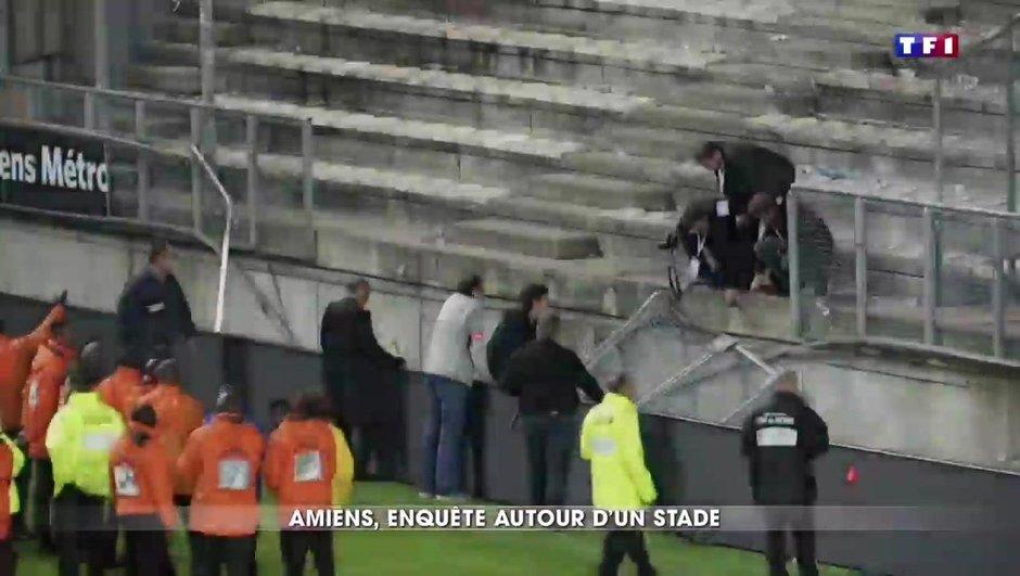Ligue 1 : le stade de la Licorne d'Amiens à nouveau opérationnel