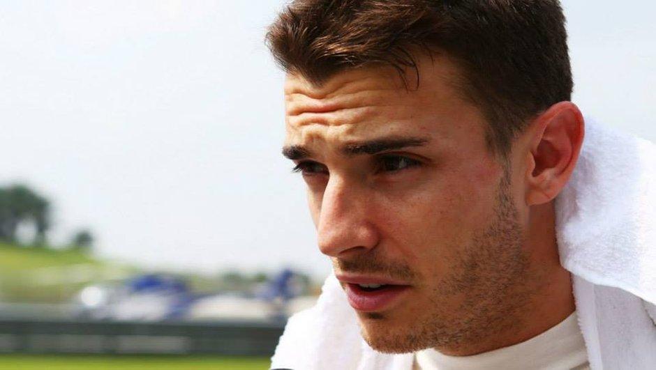 F1 - Officiel : le Français Jules Bianchi victime d'un grave traumatisme crânien