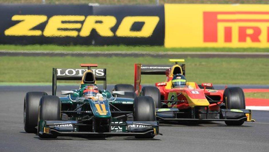 GP2 : le calendrier 2013 révélé