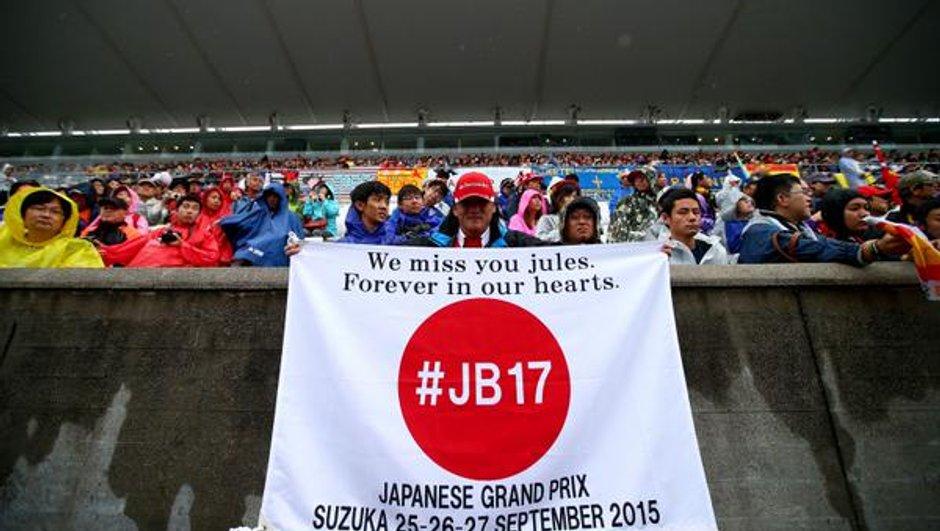 F1 - GP du Japon 2015: Jules Bianchi dans toutes les têtes