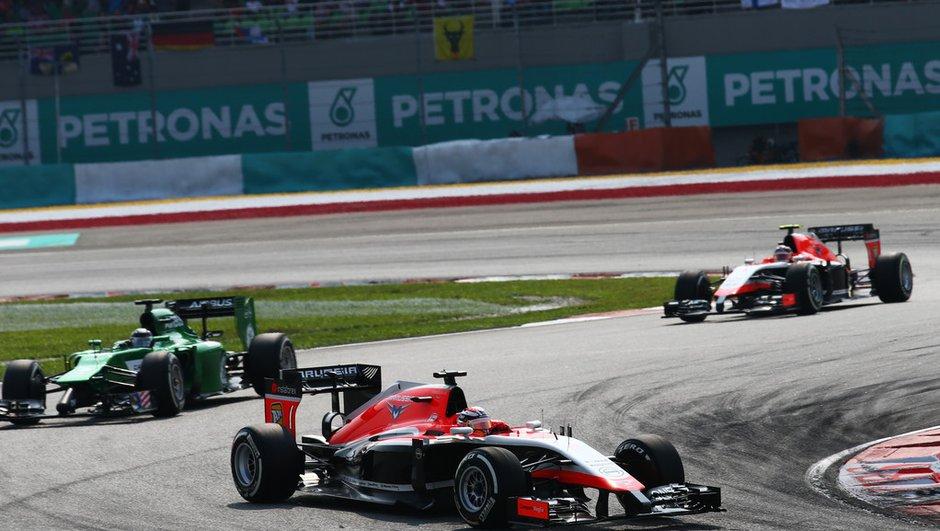 F1 2014 - Permis à points : Après Sepang, où en est-on ?