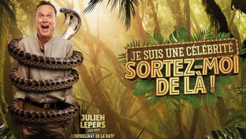 """Julien Lepers joue pour l'association """"Orphelinat de la RATP"""""""
