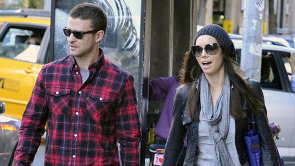 Jessica Biel et Justin Timberlake se seraient mariés en secret