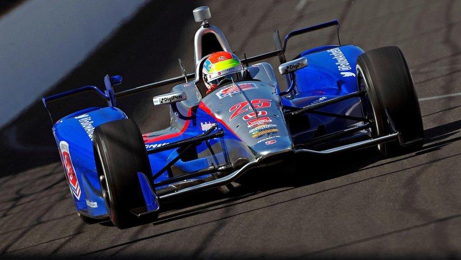 Indycar : Justin Wilson dans un état critique après un accident
