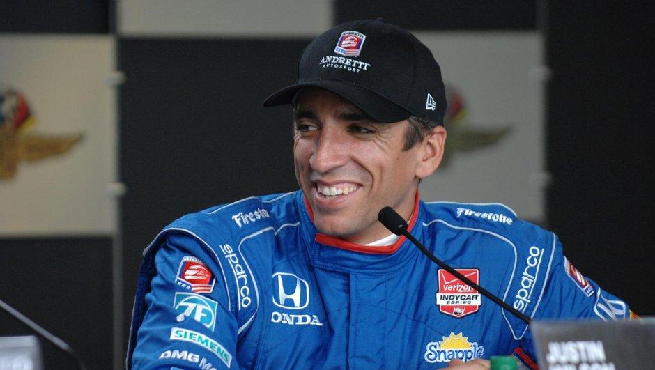 Indycar : Mort du pilote Justin Wilson, heurté par un débris en course
