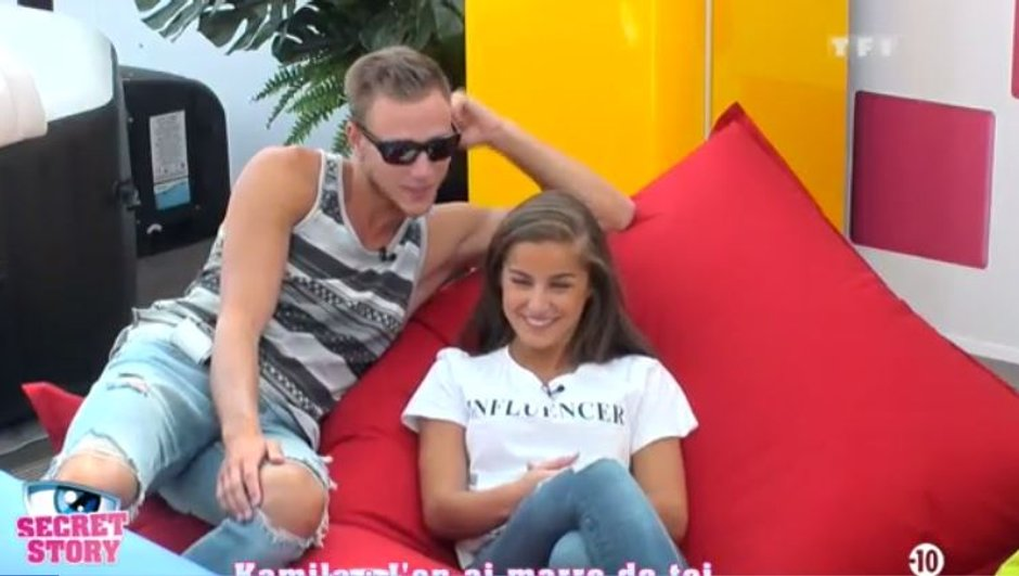 Secret Story 11 : Kamila/Jordan, Laura/Charles, les premiers rapprochements