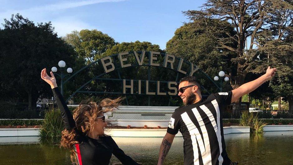Secret Story 11 : les vacances de stars de Kamila et Noré à Los Angeles !