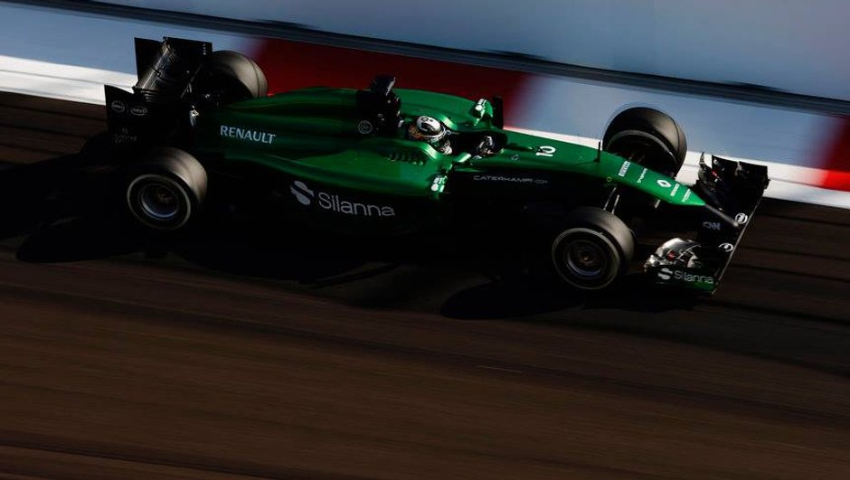 F1 : Caterham plus proche que jamais de la fin ?