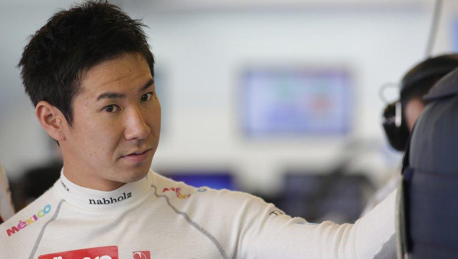 F1 : Kobayashi ne sera pas de la saison 2013