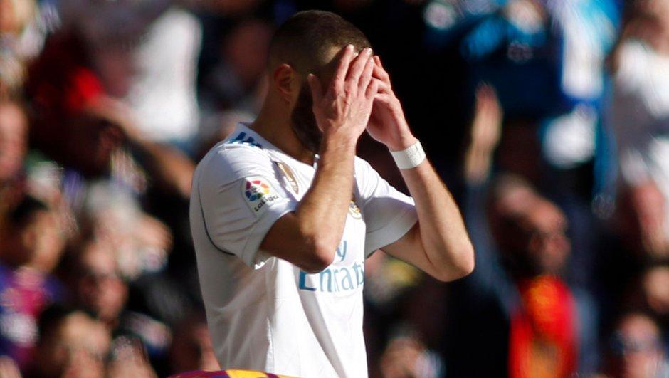 Real Madrid : Pourquoi Benzema est critiqué en Espagne
