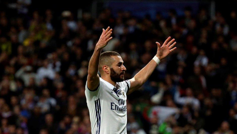 Real Madrid : La mauvaise passe de Karim Benzema