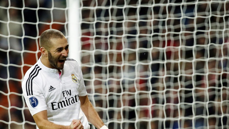 VIDEO Real Madrid-Liverpool : Voir le but de Benzema