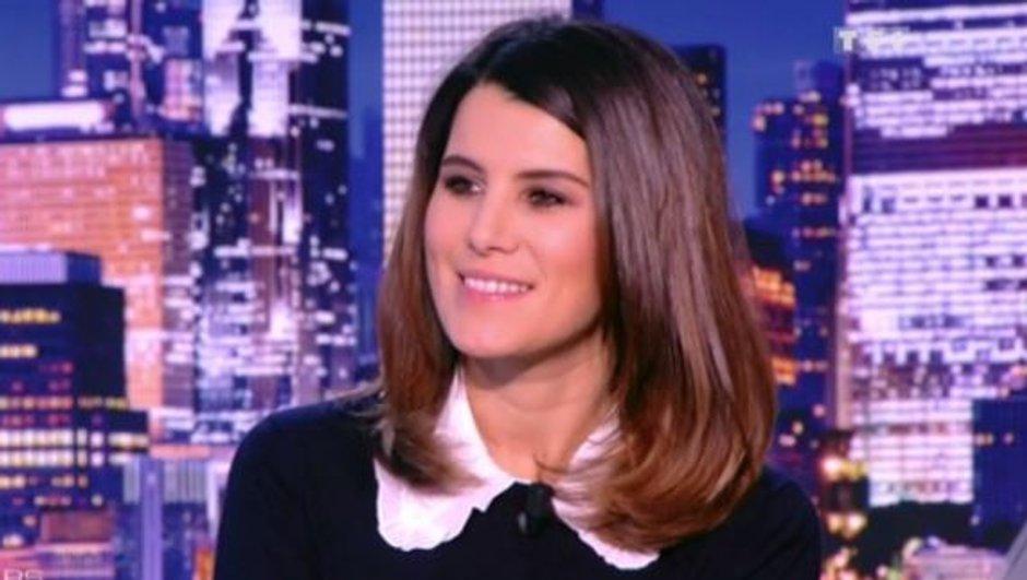 """Karine Ferri persuadée d'être l'interprète de la bande originale de """"La Reine des neiges"""""""