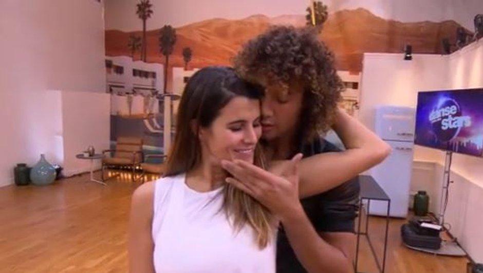 Karine Ferri et Laurent Maistret rejouent la scène de Dirty Dancing