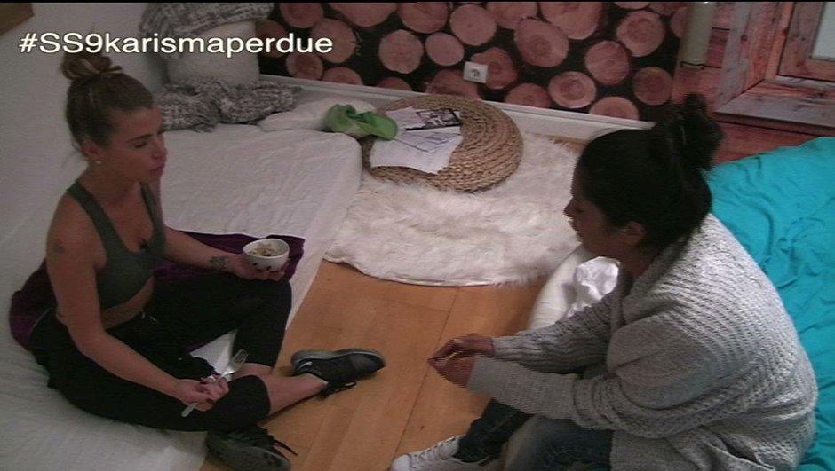 Karisma peut compter sur Emilie et Loïc après la nomination d'Ali