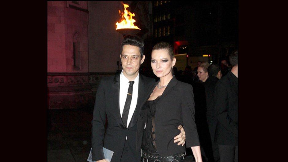 Kate Moss s'est mariée en secret avec Jamie Hince !