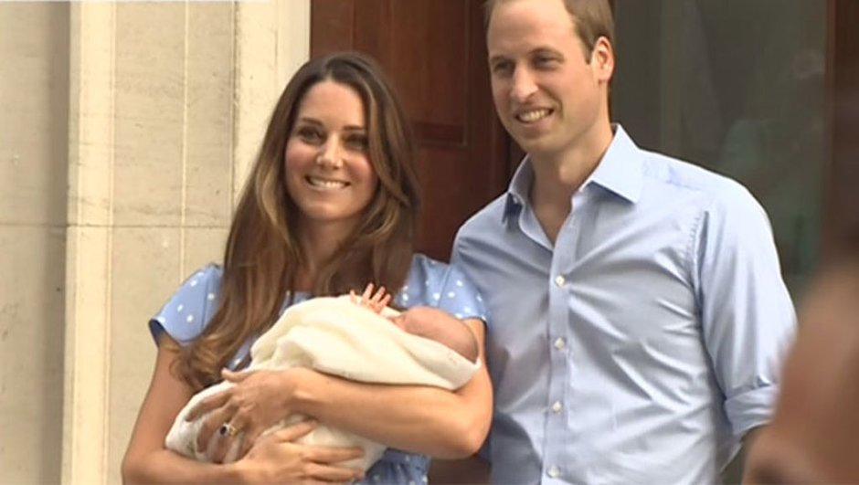 Kate et William : le bébé royal est né, welcome George !