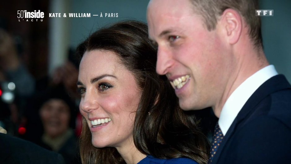 Kate et William à Paris, itinéraire d'un futur couple royal