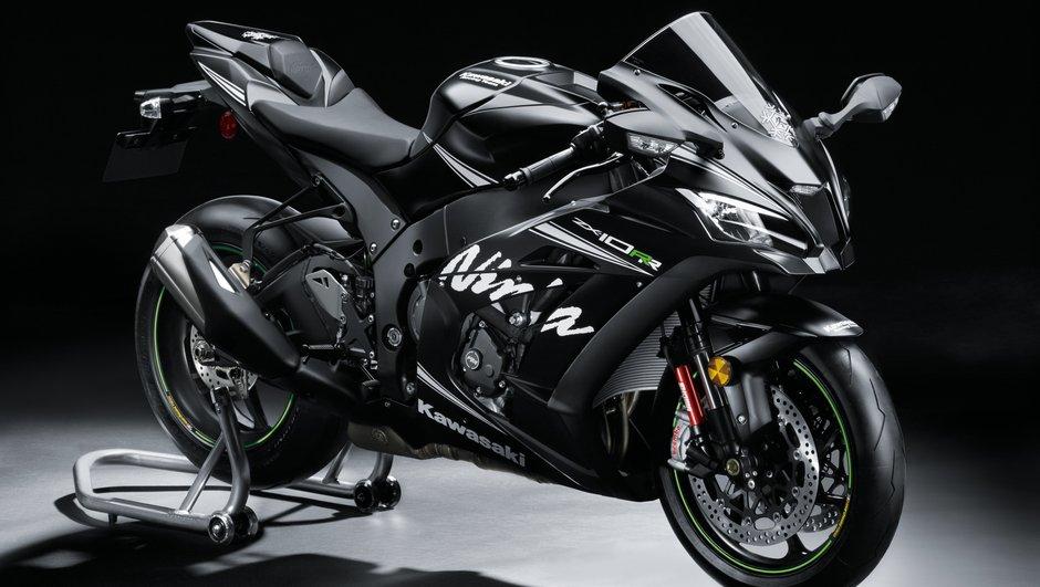 Intermot 2016 : La Kawasaki Ninja ZX-10RR, toujours plus sportive